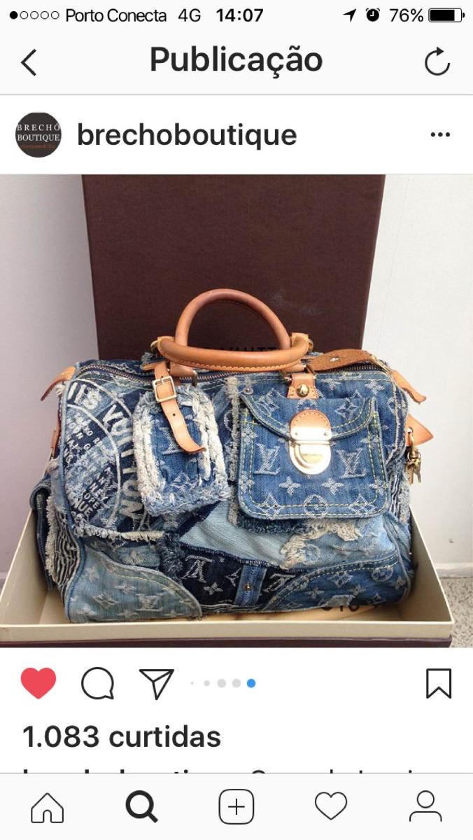 18569972d Bolsa Louis Vuitton - R$ 2.800,00 em Mercado Livre