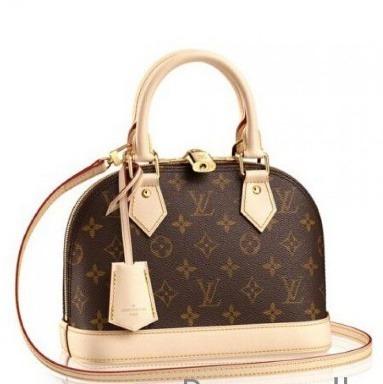 5f9dc0d8398 Bolsa Louis Vuitton Alma Bb Na Caixa Pronta Entrega - R  2.499