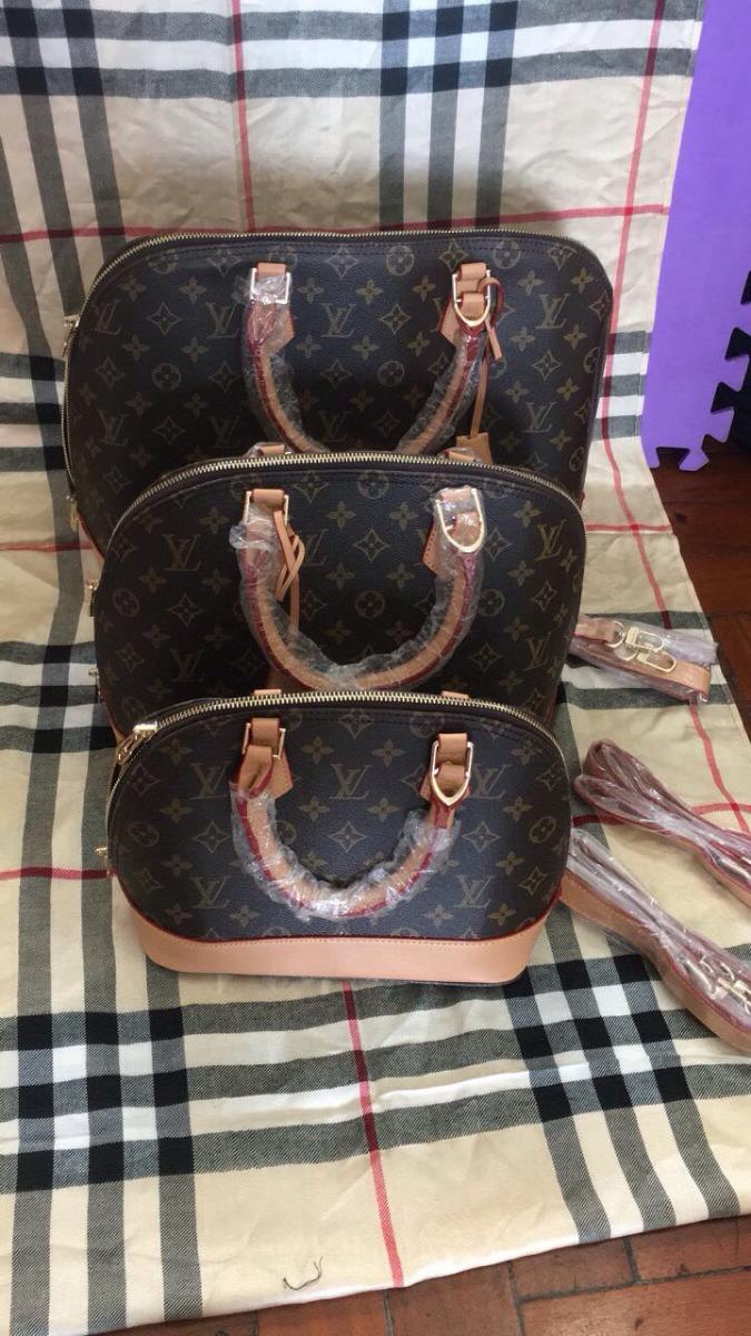 02ffaca2cfa Bolsa Louis Vuitton Alma P