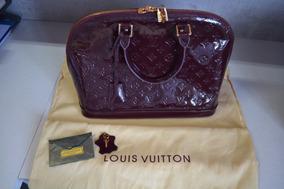 6f79d766ed Bolsa Feminina Verniz - Bolsa Louis Vuitton com o Melhores Preços no  Mercado Livre Brasil