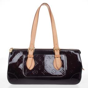 6bbdf8830 Bolsa Louis Vuitton Verniz Couro Preta C - Bolsas Femininas no Mercado  Livre Brasil