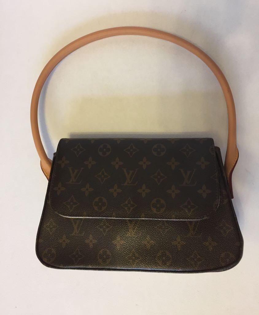 c5b57f12c Bolsa Louis Vuitton Mini Looping Monogram. Envio Gratis - $ 1,790.00 ...
