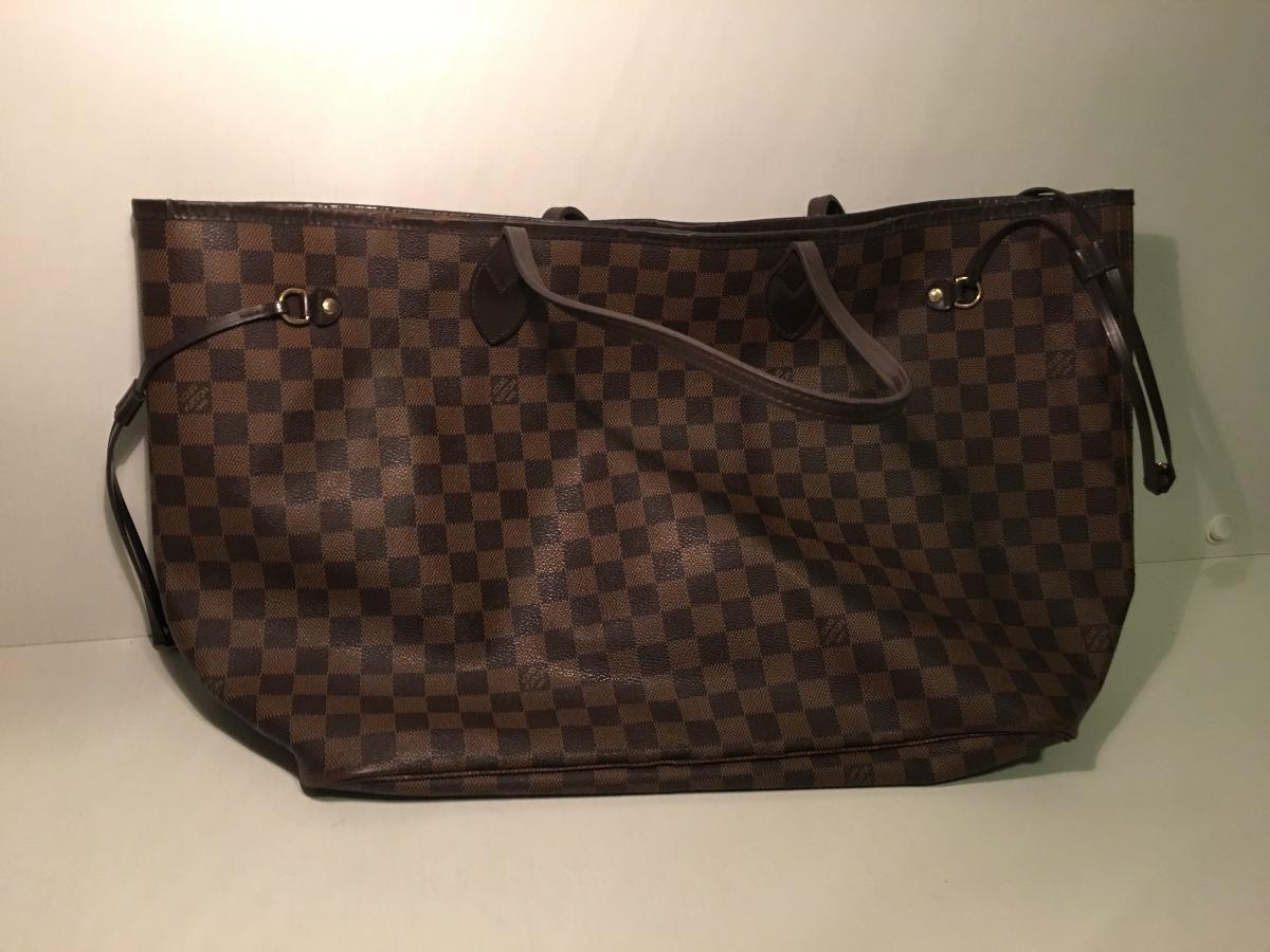 00dfc0359 Bolsa Louis Vuitton Neverfull Gm - R$ 2.250,00 em Mercado Livre
