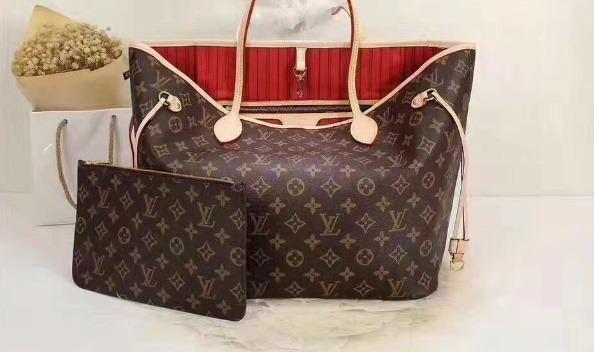 fe4b33d01 Bolsa Louis Vuitton Neverfull Gm Original Pronta Entrega - R$ 1.799 ...