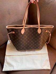 666264b57 Louis Vuitton Bolsa Neverfull - Bolsas Louis Vuitton en Distrito Federal en  Mercado Libre México