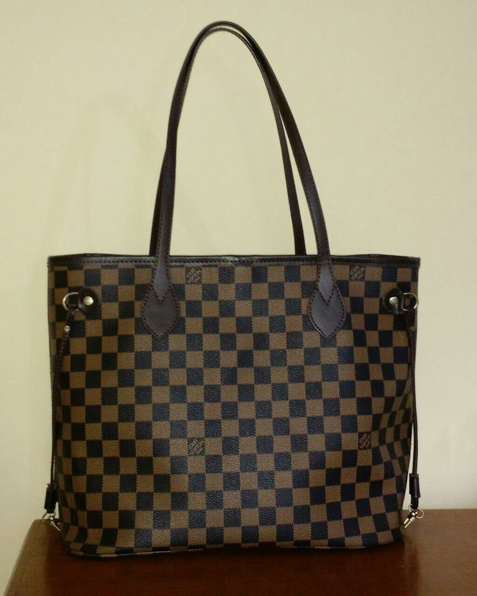 5d14c070b Bolsa Louis Vuitton Neverfull Pm ( Genérica ) - R$ 200,00 em Mercado ...