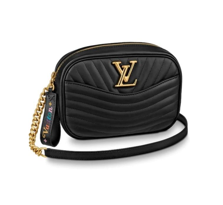 ea19a8fb7 Bolsa Louis Vuitton New Wave Camera - $ 12,999.00 en Mercado Libre