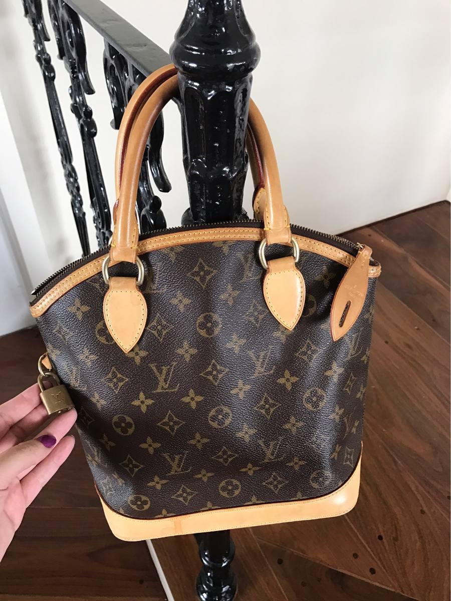 Bolsa Louis Vuitton Original - R 3299,00 Em Mercado Livre-6565