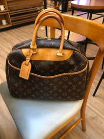 548c2ad14 Usada - Bolsa Louis Vuitton - Bagagem e Bolsas no Mercado Livre Brasil
