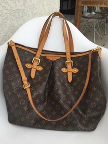 cf85e42fb Bolsa Louis Vuitton Palermo Gm Couro Original - Bolsas Femininas no ...