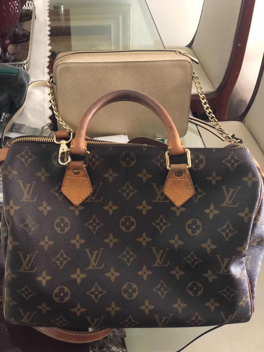 793ed87c5 Bolsa Louis Vuitton Original Semi Nova - R$ 3.000,00 em Mercado Livre