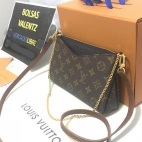 023898bc7 Bolsa Roja Louis Vuitton - Bolsas en Mercado Libre México