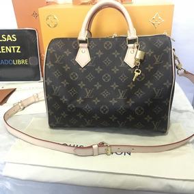 f5ce74d98 Louis Vuitton Speedy 30 Monogram ..ponle Precio - Bolsas Louis ...