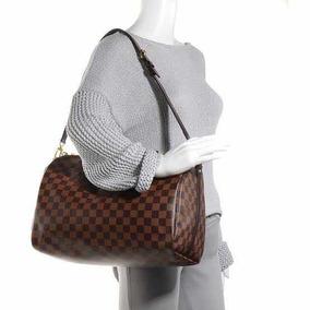 3b97a1e37504 Bolsa Louis Vuitton Speedy 35 Bandouliere Damier Ebene - Bolsas de ...