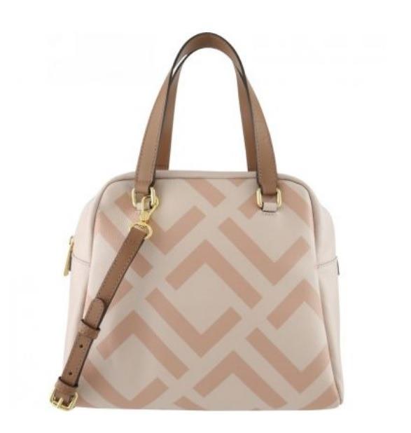 c8861071b Bolsa Luz Da Lua Tote-shopper Couro New Ridge Nude - 6043 - R$ 599 ...