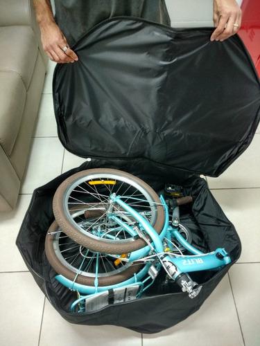 bolsa mala bike blitz aro 20´´