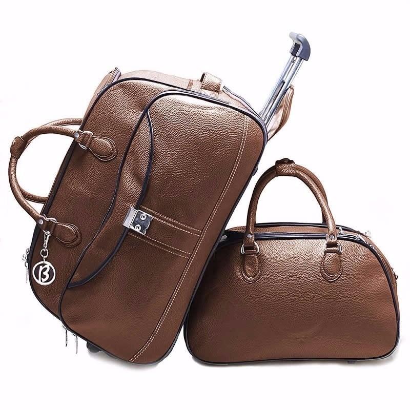 e47eed08647c5 bolsa mala importada masculina + brinde bolsa de mão. Carregando zoom.