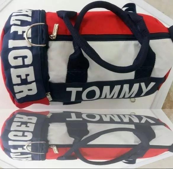 2ac82904e Bolsa, Mala Mini Tommy Hilfiger Vermelha Promoção Original - R$ 65 ...