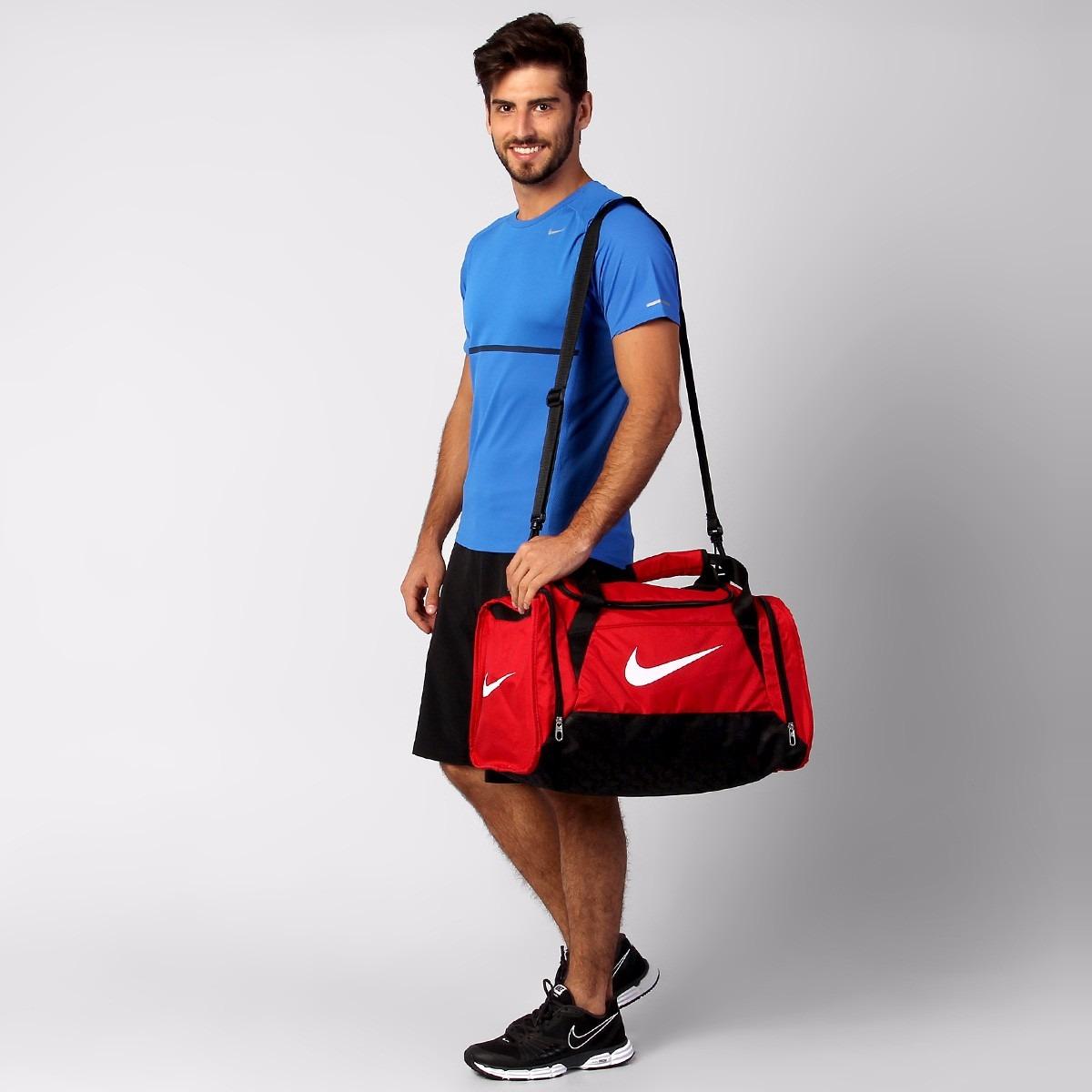 Bolsa Pequena Mala 44 Litros Nike Academia srQtdh