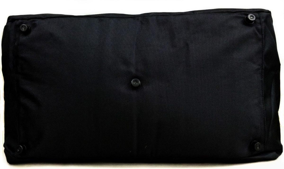 bolsa mala viagem maleta masculina executiva grife luxo noir. Carregando  zoom. e8c3d3509d7