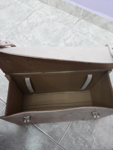 Bolsa Em Couro Para Ferramentas : Bolsa maleta couro p ferramentas r em mercado livre