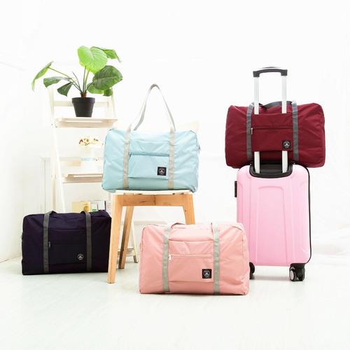 bolsa maleta para equipaje de mano economica plegable