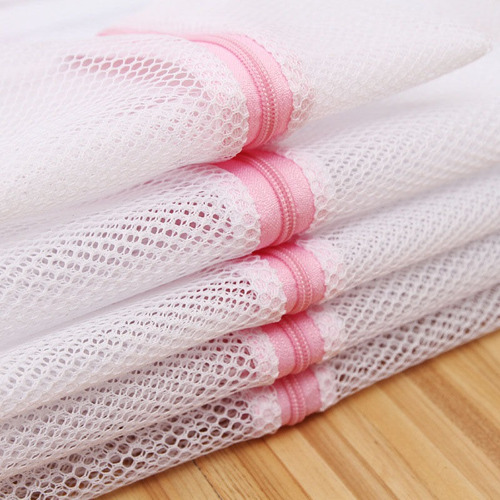 bolsa malla red  ropa para lavadora