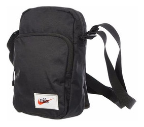 Negra Mariconera Heritage Unisex Bolsa Nike 100Original Yybf76g