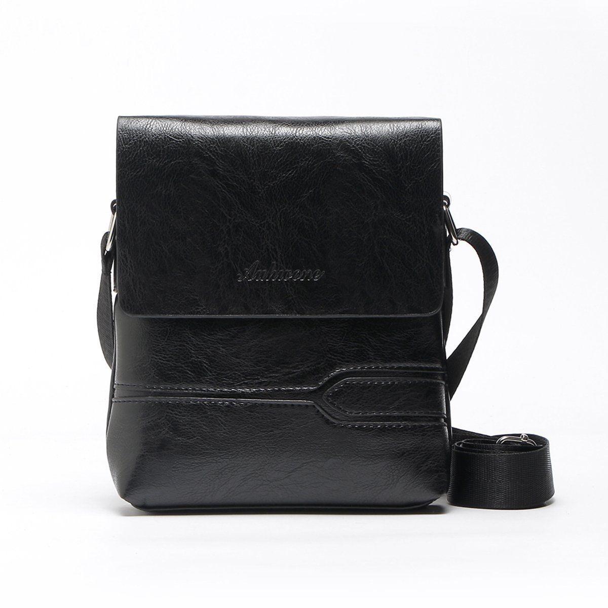 c82ff9100 bolsa masculina couro ombro tiracolo carteiro executivo. Carregando zoom.