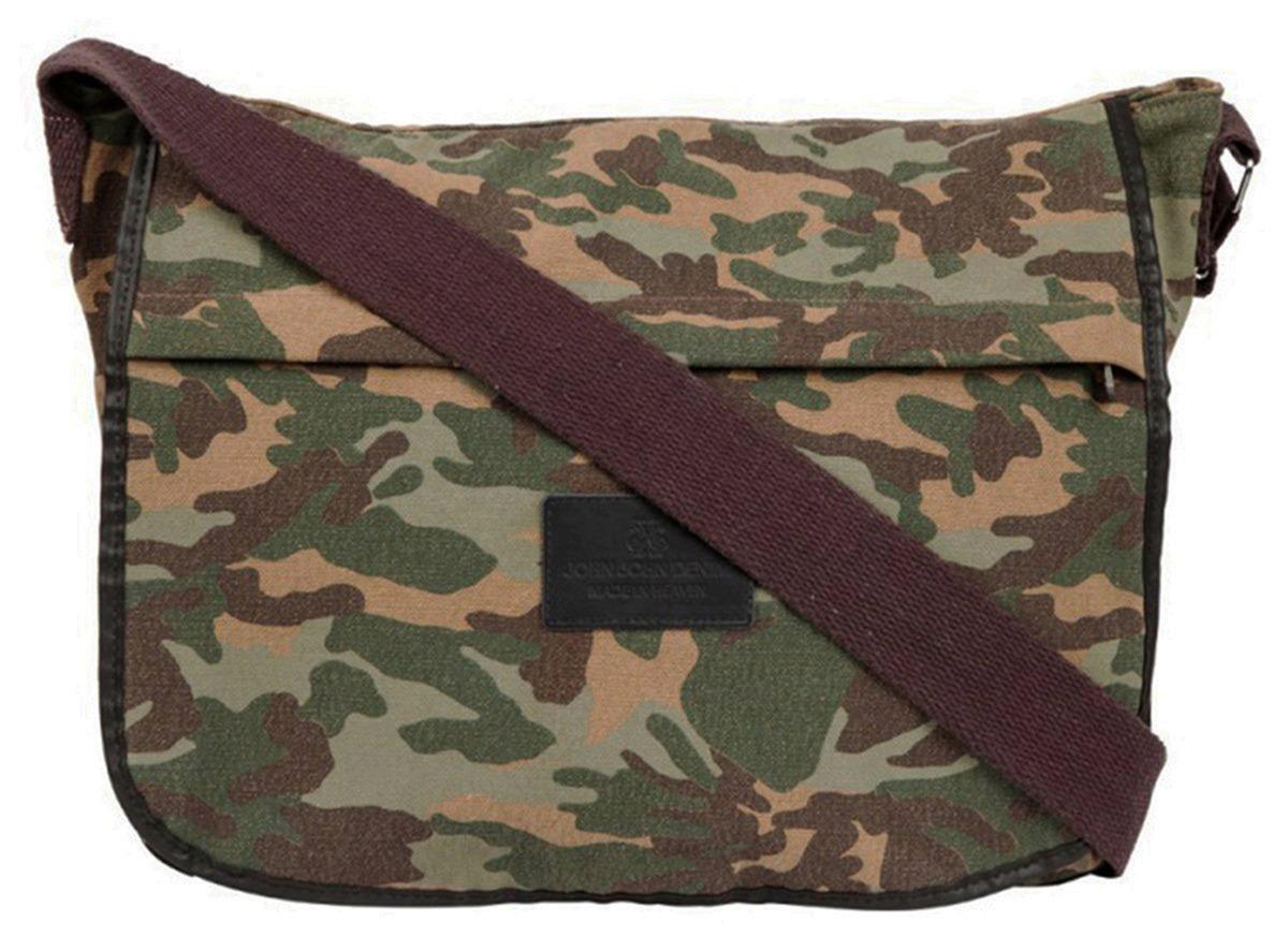 6b84931fa9a ... bolsa masculina john john carteiro tiracolo camuflada luxo. Carregando  zoom.