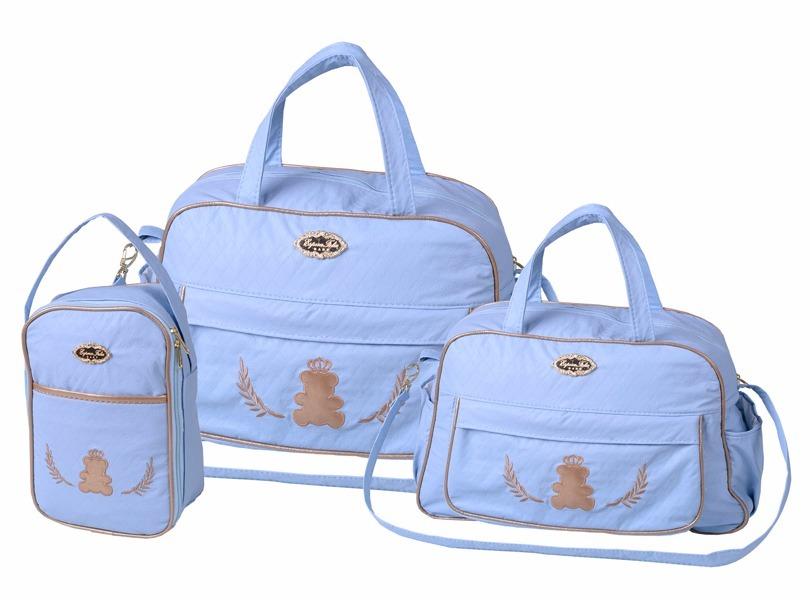 970b6d0dbf Características. Marca Espera Feliz  Modelo Lovely Baby  Tipo de bolsa de  maternidade ...