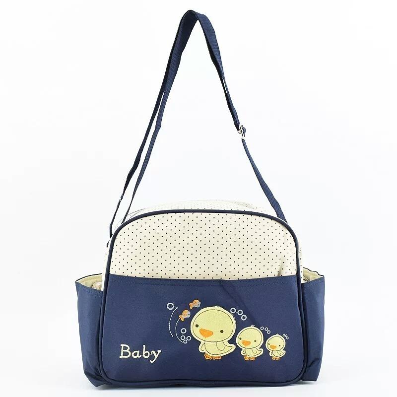 R 79 Bordada Bebe Barata Importada Impermeável Bolsa Maternidade E4xYTwE0