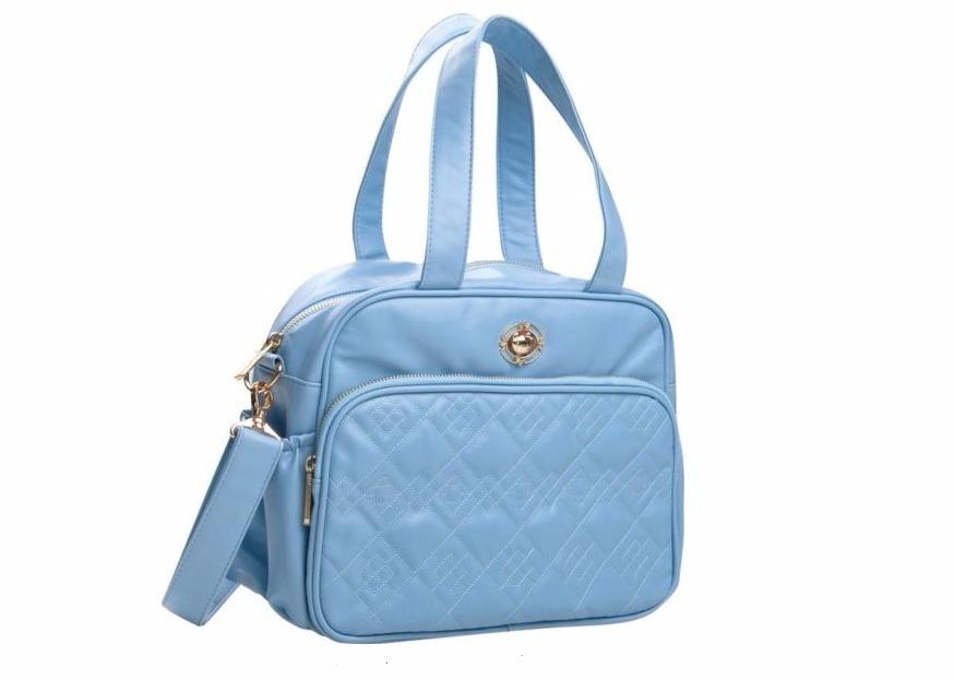 dd4cbb884 bolsa maternidade pequena azul tigor t.tigre - nova/original. Carregando  zoom.