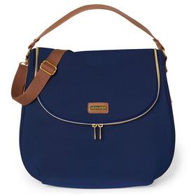 Bolsa Maternidade Skip Hop Curve Diaper Bag Satchel Navy