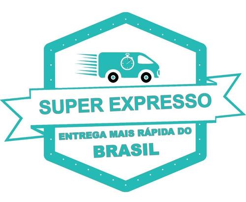 bolsa médica couro bennesh 9212 maleta café italiano