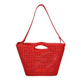 Bolsa Melissa Campana Crochet