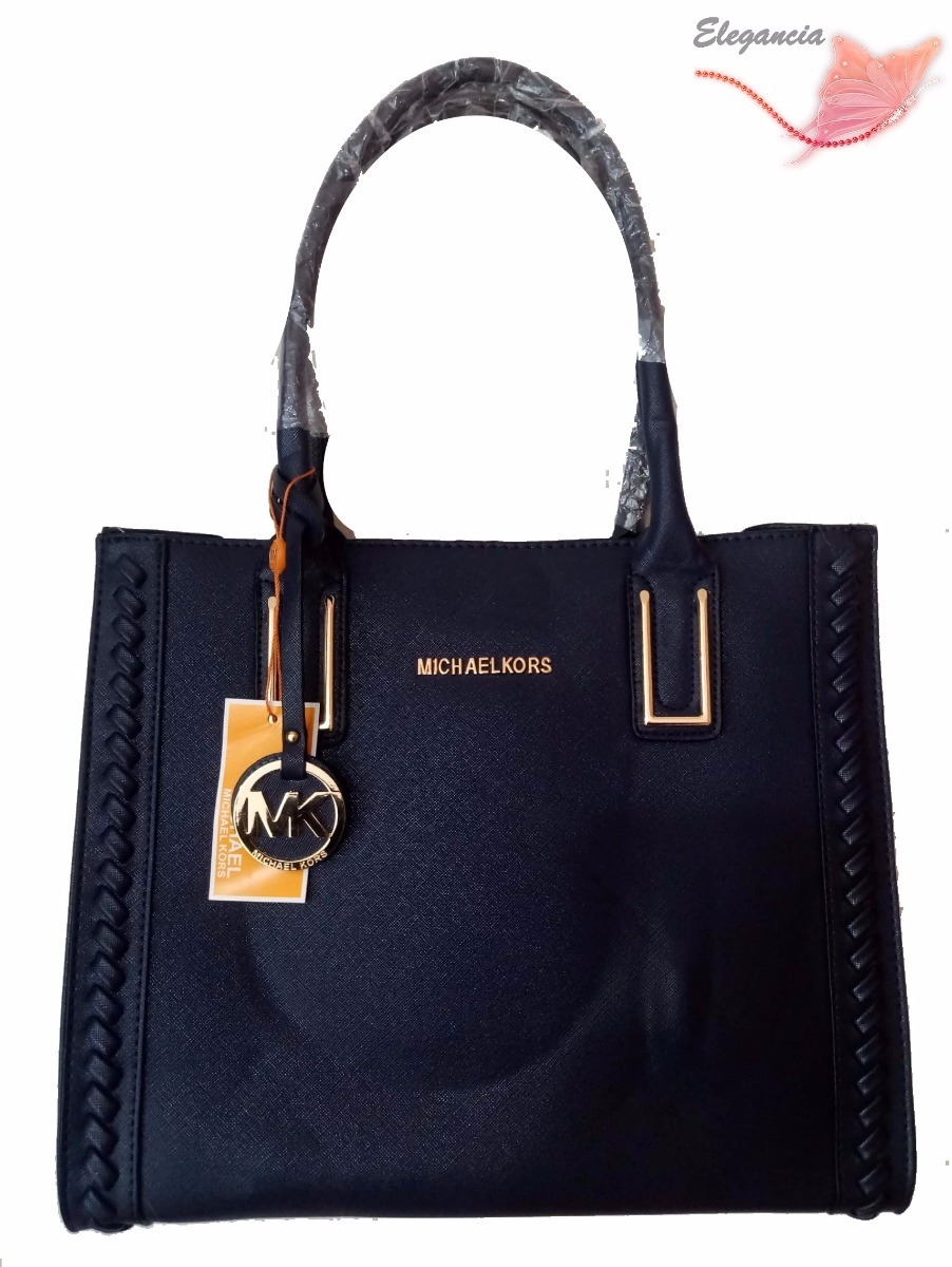 Bolsa Marino Elegante Michael Kors Envío Azul Gratis Navidad 0PNw8nOkX