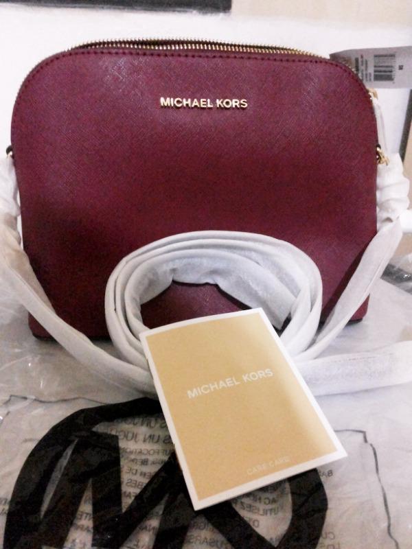 e4c04f401 Bolsa Michael Kors Cindy Lançamento Mulberry Kros Mk - R$ 690,00 em ...