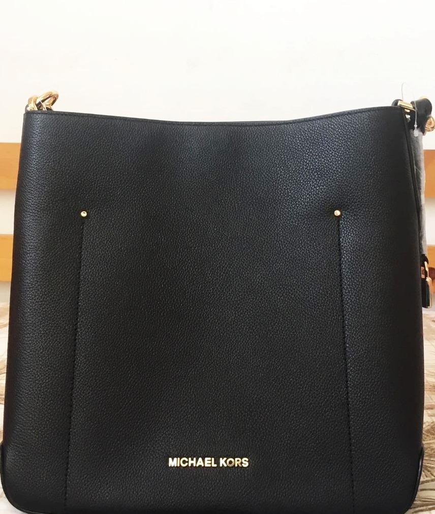 734b2db53 Bolsa Michael Kors - Preta- Original - R$ 1.400,00 em Mercado Livre