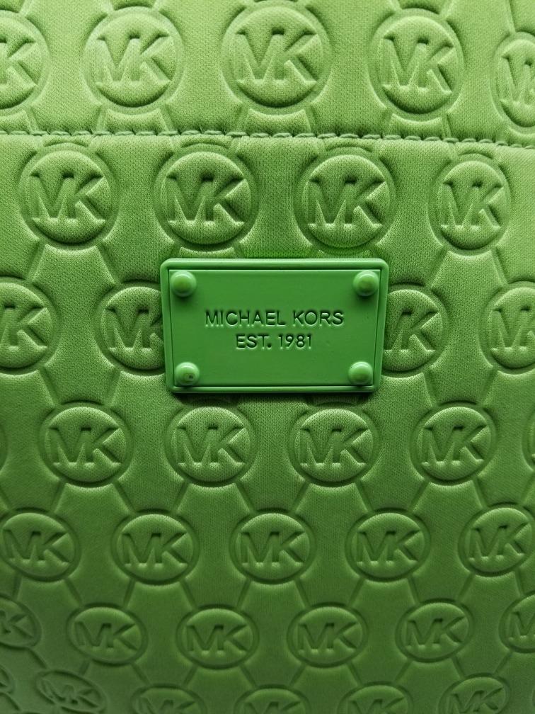 Original Verde Michael Bolsa Limón Kors RLc53q4ASj