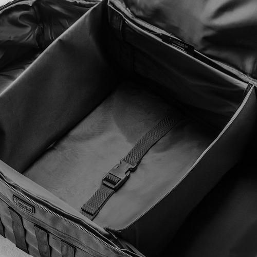 bolsa militar mochila 70 litros mala impermeável reforçada