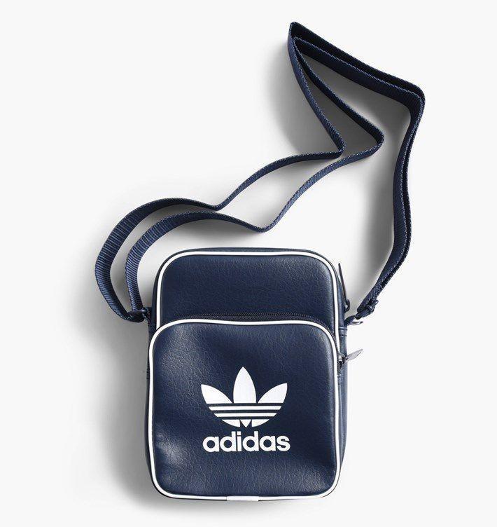 42a7b50c783 Bolsa Mini adidas Classic Pu - R  129