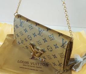 aa2ee449b Bolsa De Festa Louis Vuitton (paris) Original - Bolsas de Couro ...