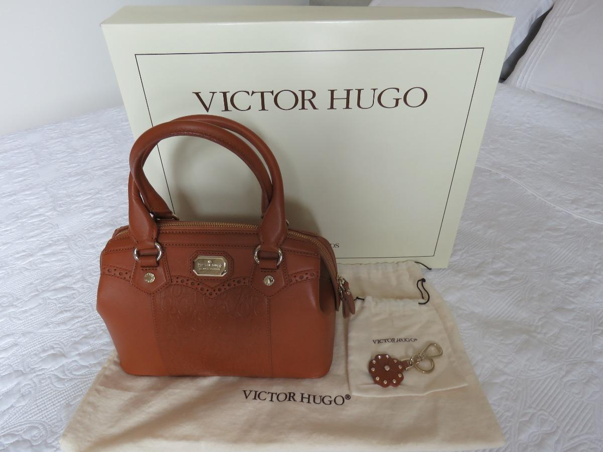 ea624d664d Bolsa - Mini Grace - Victor Hugo - Original - Nova Sem Uso - R ...