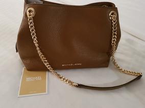 581e80e09 Bolsa Michael Kors Preta Com Corrente Dourada - Calçados, Roupas e Bolsas  no Mercado Livre Brasil
