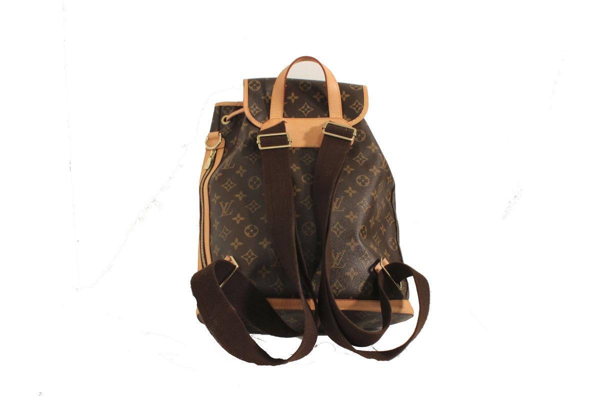 bolsa mochila bosphore backpack monograma u r 920 00 em. Black Bedroom Furniture Sets. Home Design Ideas