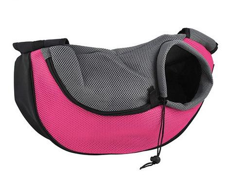 bolsa mochila canguru p/ transporte e passeio de cães gatos