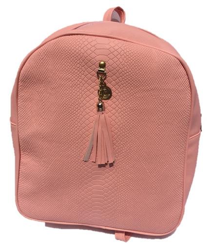 bolsa mochila dama juvenil muy linda.