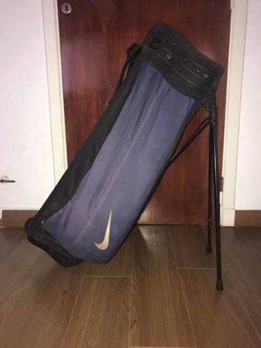 bolsa mochila de golf con trípode