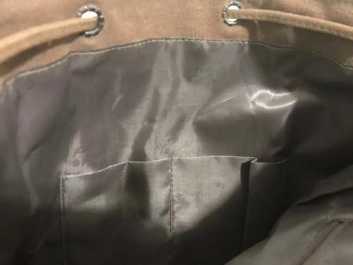 bolsa mochila de lona feminina passeio escolar mulher